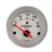 Manômetro indicador Nível de Combustível Cronomac 52MM  Racing