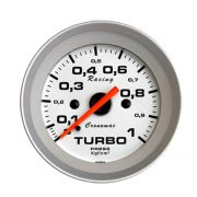 Manômetro Pressão Turbo Cronomac 52MM Racing