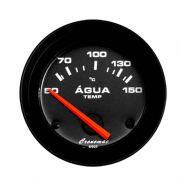 Manômetro Temperatura  Água Cronomac   Street