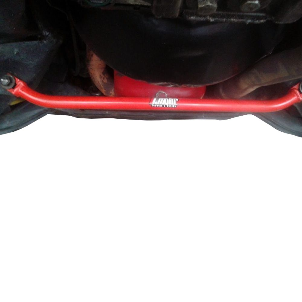 Barra Chevette anti-torção inferior dianteira c/ regulagem - IMOHR