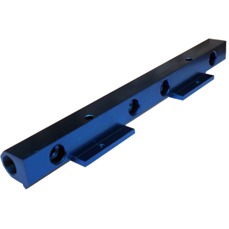 Flauta De Combustível em Aluminio Vw Ap Beep Turbo
