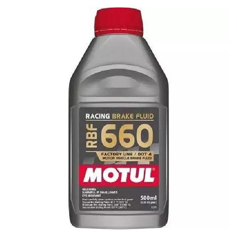 FLUIDO DE FREIO MOTUL RBF 660 FACTORY LINE
