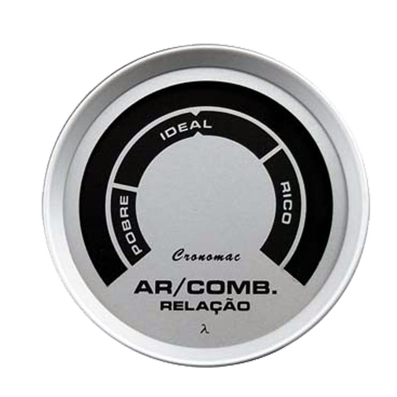 Hallmeter Cronomac 52MM Racing