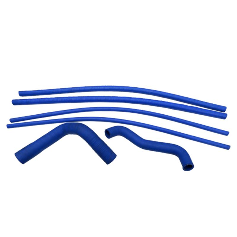 Kit de Mangueiras de Arrefecimento Silicone Radiador Opala 6cc c/aquecimento