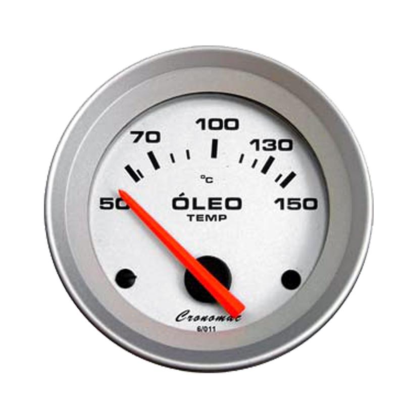 Manômetro Temperatura  Óleo  Racing