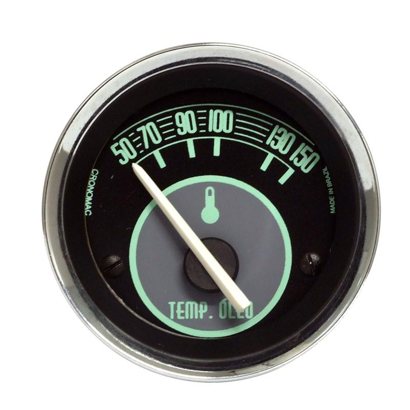Temperatura de  Óleo 52MM Volks Line - CRONOMAC