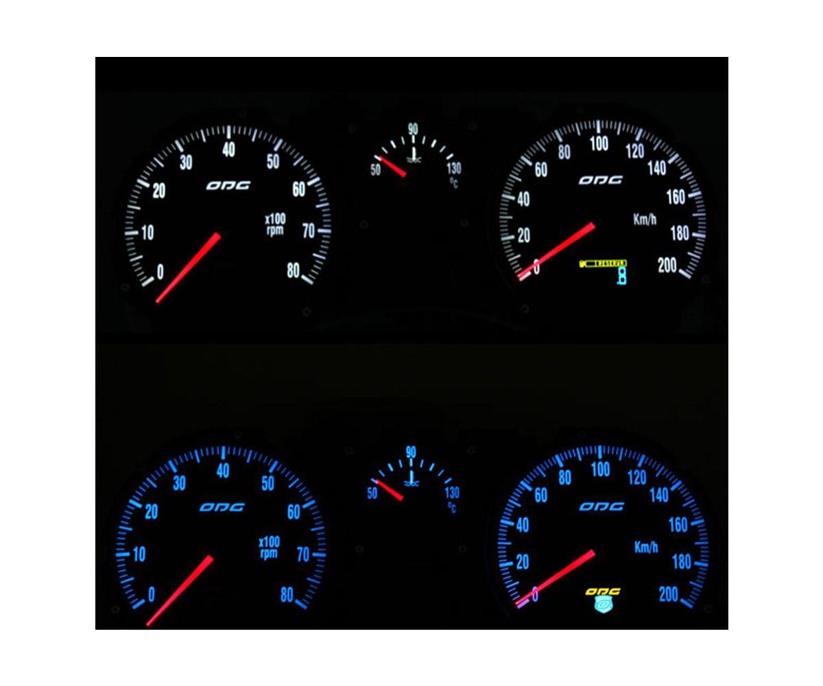 PAINEL INSTRUMENTOS VW PASSAT 74 A 84  (PAINEL REDONDO) - ODG