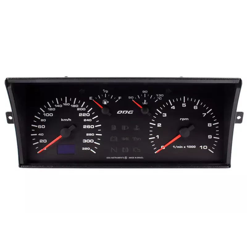 Painel Gol - Parati - Saveiro - Voyage VW G1 DO ANO  88 A 94 - Versão 320 KM 10.000 RPM - ODG