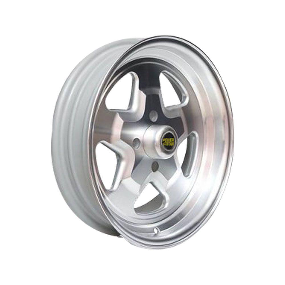 Roda POWER STAR 3,5 P ( 4x100 ) Diamantada - AG