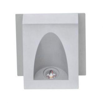 Balizador de Sobrepor Ret Risu LED 3W, Alumínio