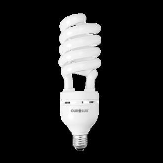 Lâmpada Fluorescente Espiral Luz Branca 33W 220V