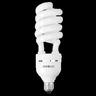 Lâmpada Fluorescente Espiral Luz Branca 45W 220V