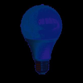 Lâmpada de LED Bulbo Luz Sollar 12W Bivolt 6500k