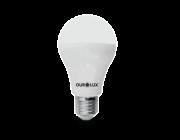Lâmpada LED Bulbo Ouro 9W Bivolt 6500k