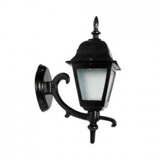 Luminária Colonial Decorativa Para Parede com Braço Canadá Menor