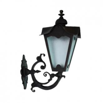 Luminária Colonial Decorativa Para Parede com Braço Genebra