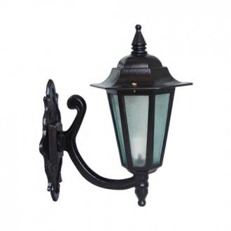 Luminária Colonial Decorativa Para Parede com Braço Holandesa