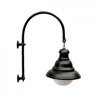 Luminária Colonial Decorativa Para Parede com Braço Ipanema