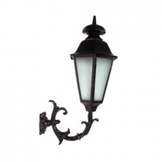 Luminária Colonial Decorativa Para Parede com Braço Italiana