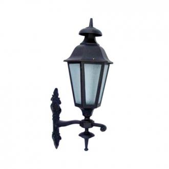 Luminária Colonial Decorativa Para Parede com Braço Londres