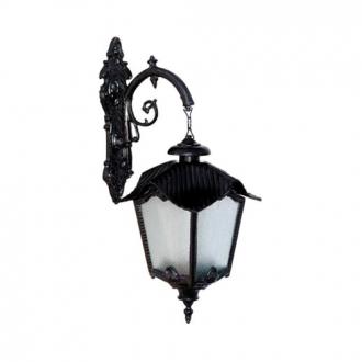 Luminária Colonial Decorativa Para Parede com Braço Portugal