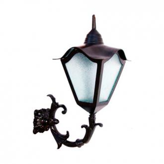 Luminária Colonial Decorativa Para Parede com Braço Romana