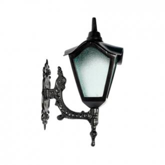 Luminária Colonial Decorativa Para Parede com Braço Romana Menor