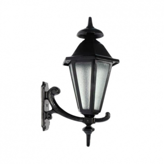 Luminária Colonial Decorativa Para Parede com Braço Verona II