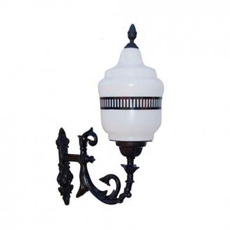 Luminária Colonial Decorativa Para Parede com Braço Versailes