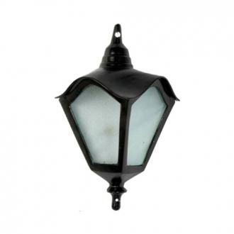 Luminária Colonial Decorativa Para Parede Meia Cara Romana Menor