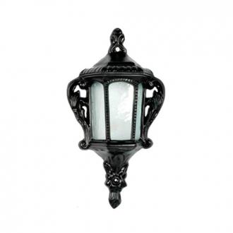 Luminária Colonial Decorativa Para Parede Meia Cara Veneza