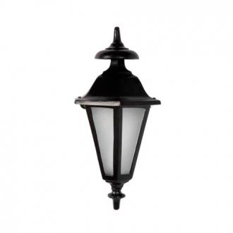 Luminária Colonial Decorativa Para Parede Meia Cara Verona