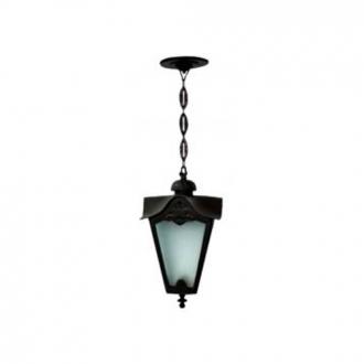 Luminária Colonial Decorativa Para Teto com Corrente Genebra