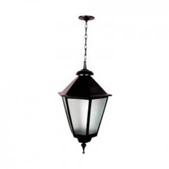 Luminária Colonial Decorativa Para Teto com Corrente Italiana Grande