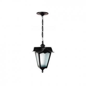 Luminária Colonial Decorativa Para Teto com Corrente Madri Menor