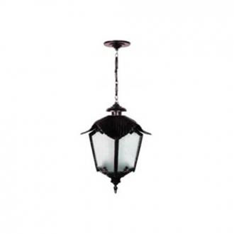Luminária Colonial Decorativa Para Teto com Corrente Portugal