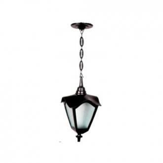 Luminária Colonial Decorativa Para Teto com Corrente Romana Menor