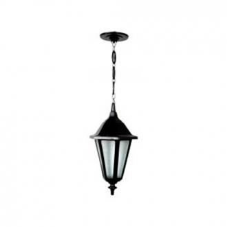 Luminária Colonial Decorativa Para Teto com Corrente Verona