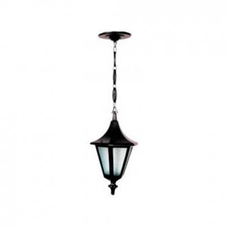 Luminária Colonial Decorativa Para Teto com Corrente Verona Mini