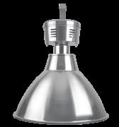 """Luminária Industrial 20"""" com alojamento taça"""