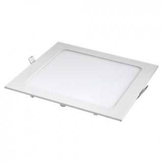 Luminária Painel LED 12W Embutir Quadrado