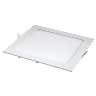 Luminária Painel LED 3W Embutir Quadrado