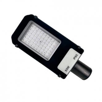 Luminária Pública LED 50W Com Rele Pro