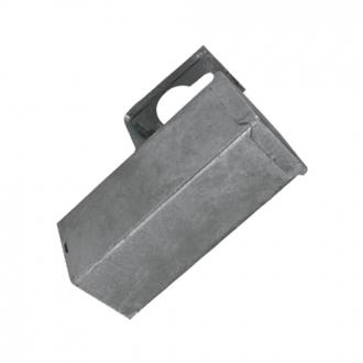 Reator de Descarga Vapor de Sódio 100W Galvanizado Externo
