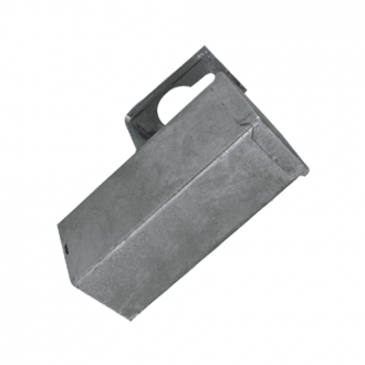 Reator de Descarga Vapor de Sódio 70W Galvanizado Externo
