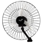 Ventilador Parede Oscilante 60CM Twister Preto Bivolt - Arge