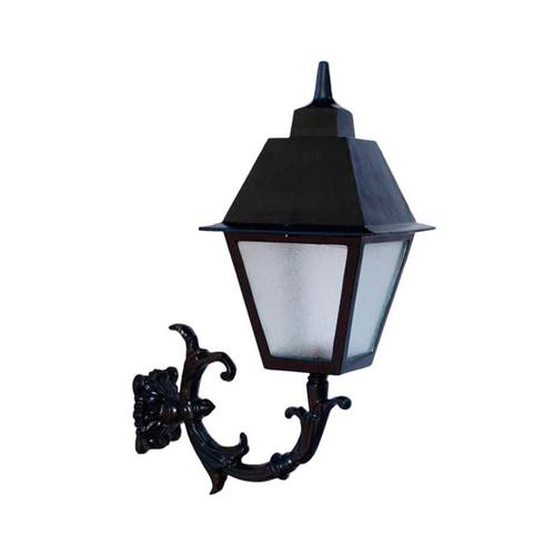 Luminária Colonial Decorativa Para Parede com Braço Florença  - RJE ILUMINAÇÃO