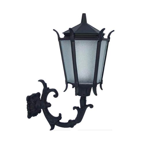 Luminária Colonial Decorativa Para Parede com Braço Francesa  - RJE ILUMINAÇÃO