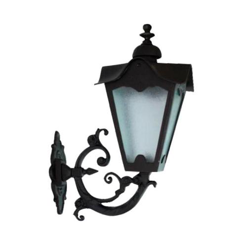 Luminária Colonial Decorativa Para Parede com Braço Genebra  - RJE ILUMINAÇÃO
