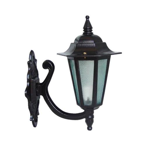 Luminária Colonial Decorativa Para Parede com Braço Holandesa  - RJE ILUMINAÇÃO
